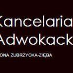 Iwona Zubrzycka-Zięba Kancelaria Prawna