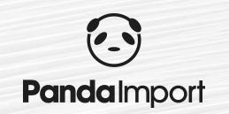 Panda Import – vibac taśma pakowa